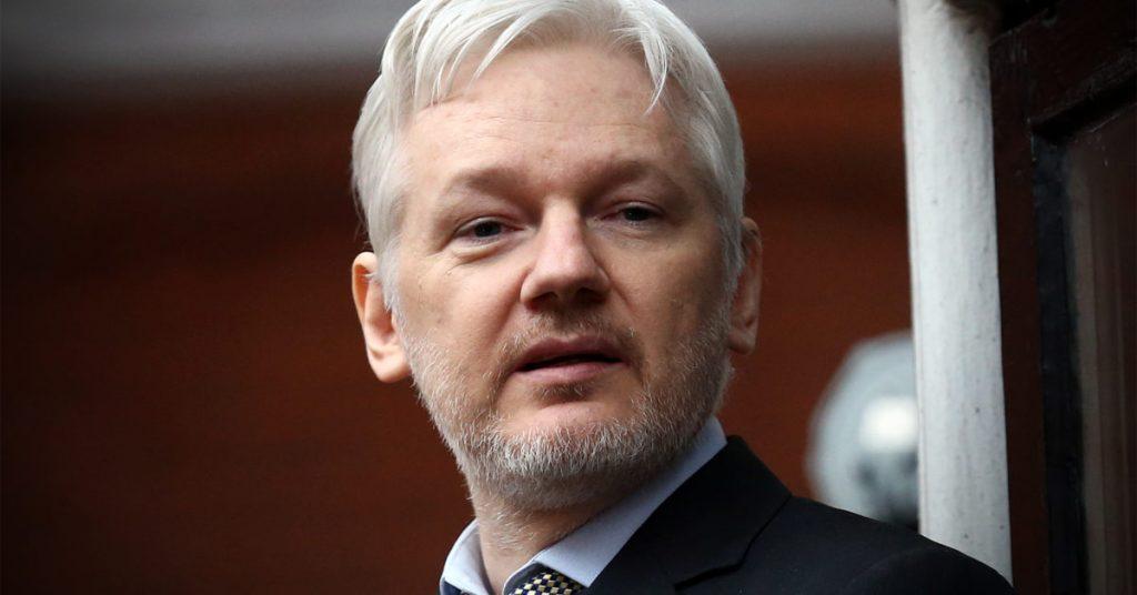 arrestato assange protagonista del caso wikileaks