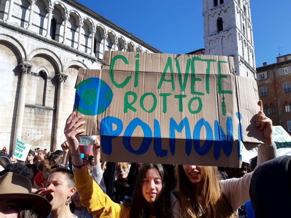 Greta, i giovani ecologisti e la paura che cresce
