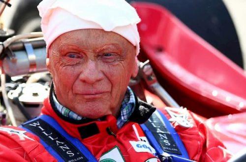 A 70 anni ci lascia Niki Lauda il pilota che si è battuto per la sicurezza