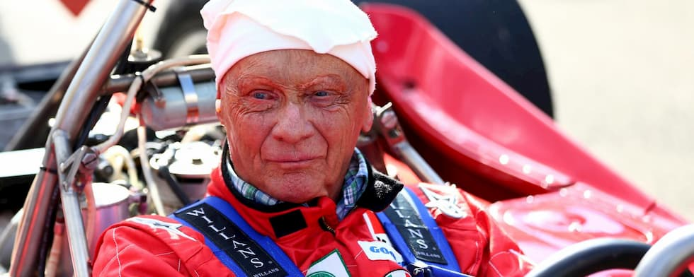Niki Lauda se ne va il campione etico della Formula 1
