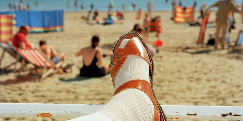 La spiaggia è lo specchio di una umanità molto varia