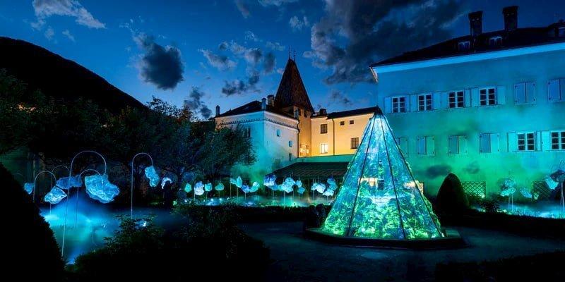 water light festival la festa dell'acqua a Bressanone