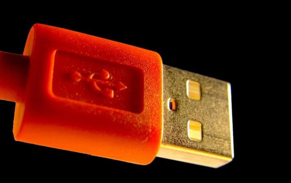 USB una piccolissima rivoluzionaria soluzione