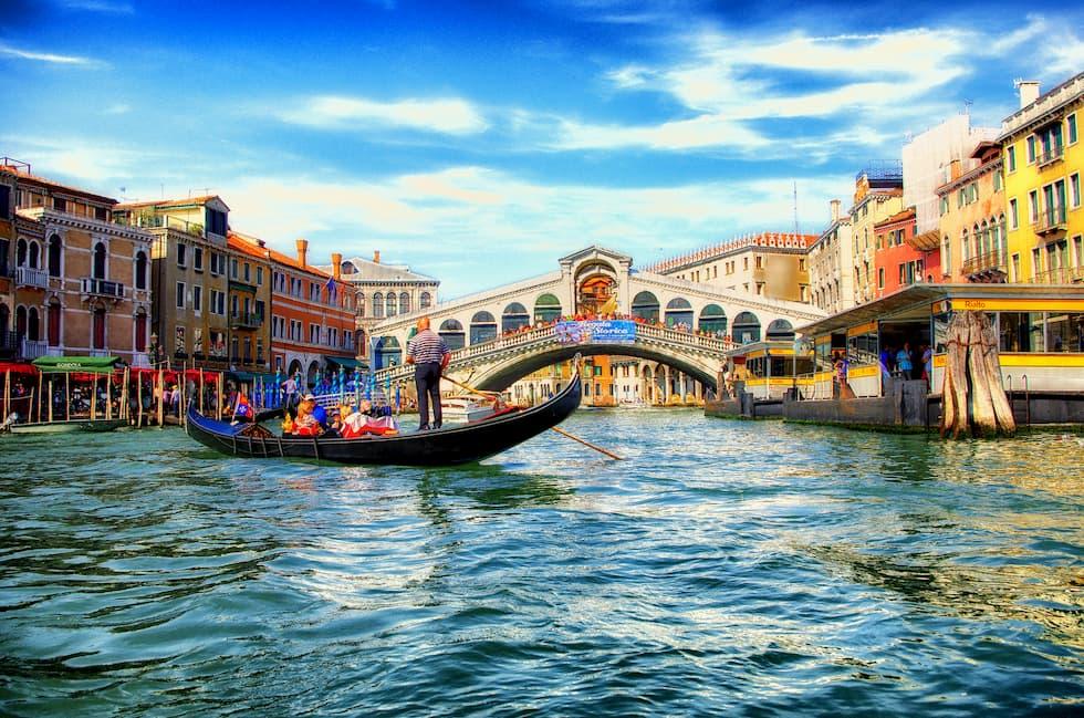venezia turismo comodità