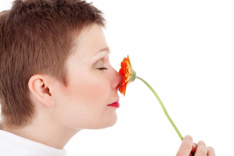 odori e profumi differenti per ognuno di noi sono i nostri recettori a comandarli ma una piccola mutazione genetica può portare ad opposti estremi