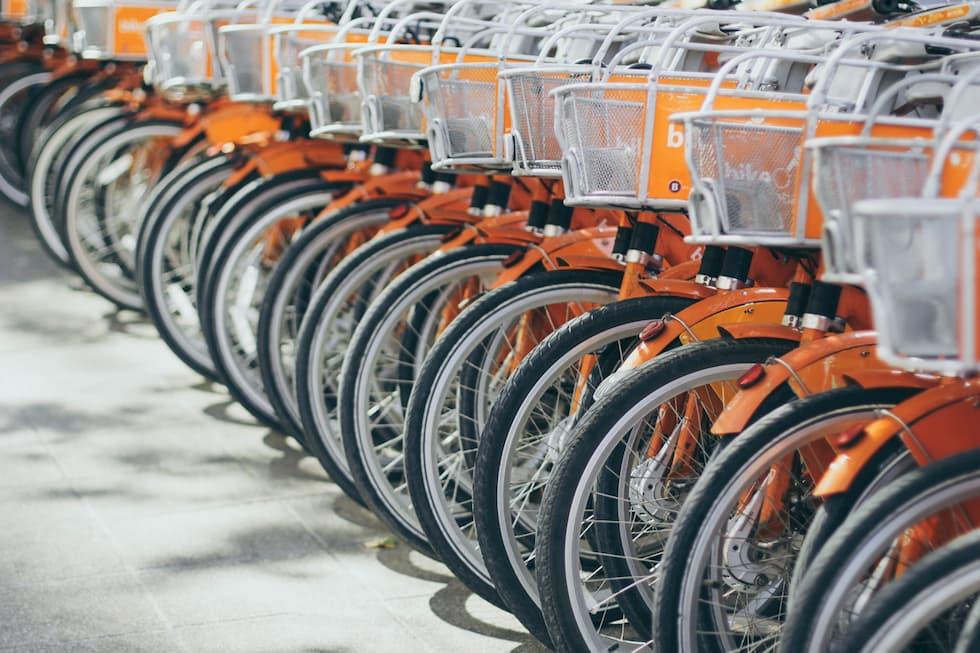 cura bicicletta dottore