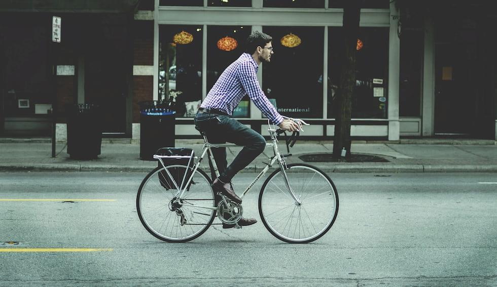 Le ore in bicicletta te le prescrive il dottore
