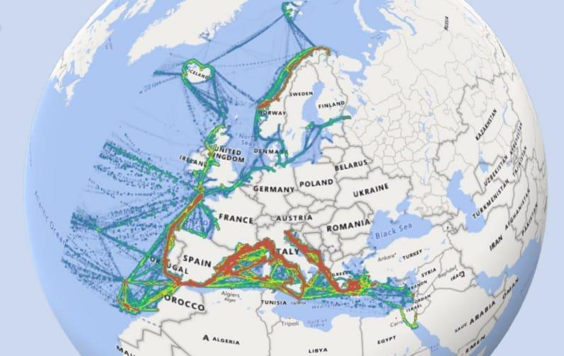 crociere super-navi porti turistici