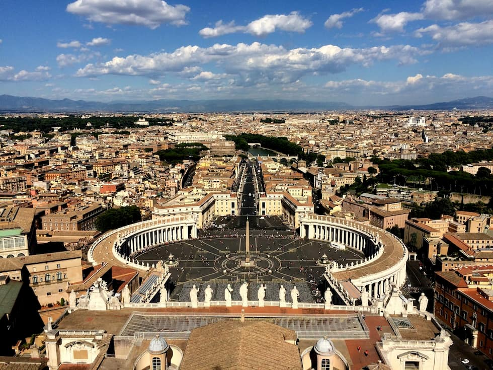 vaticano rifiuti differenziata