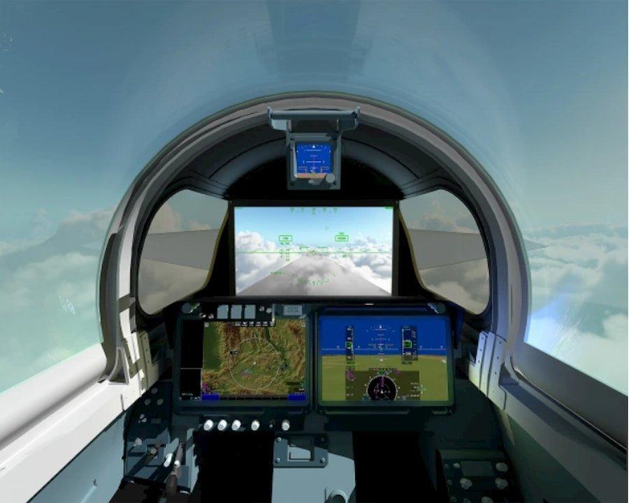 aerei senza finestrini