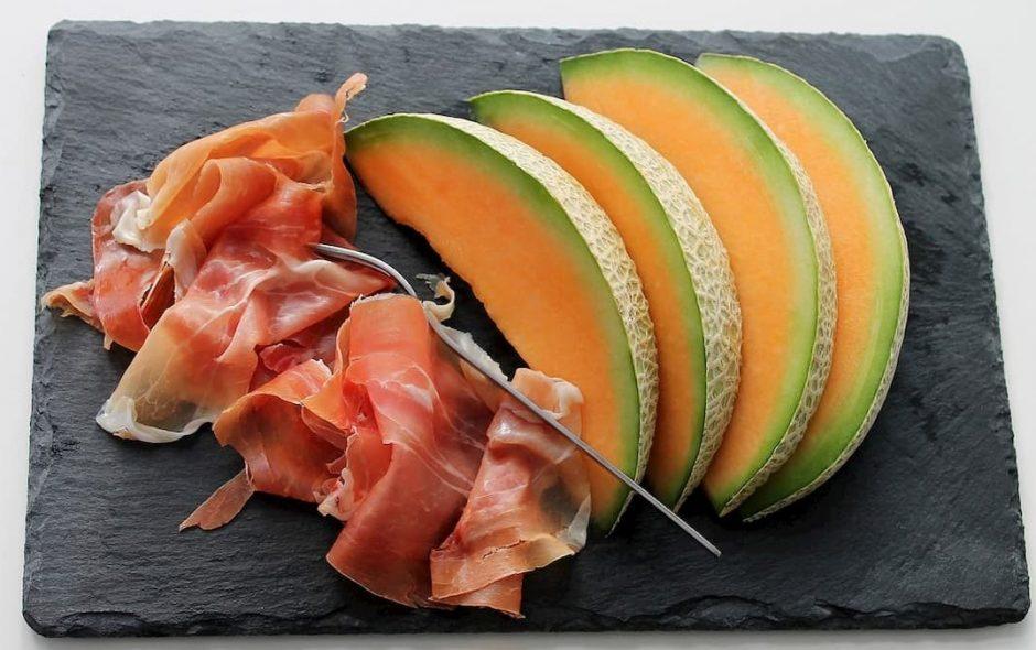 Melone vitamine minerali e pochissime calorie