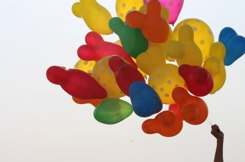 elio palloncini gas