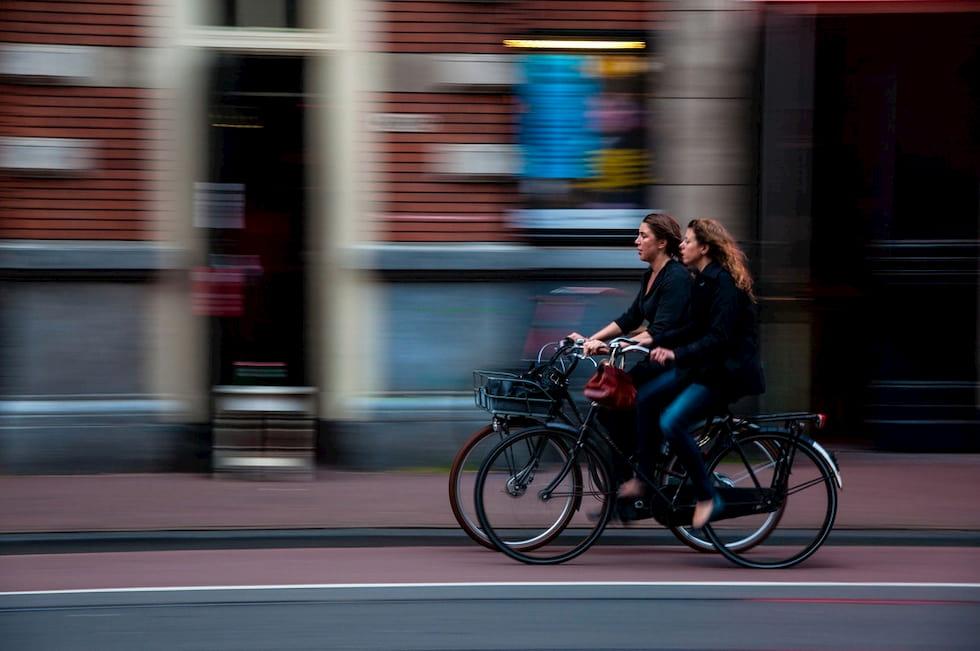 lavoro bici tempo libero
