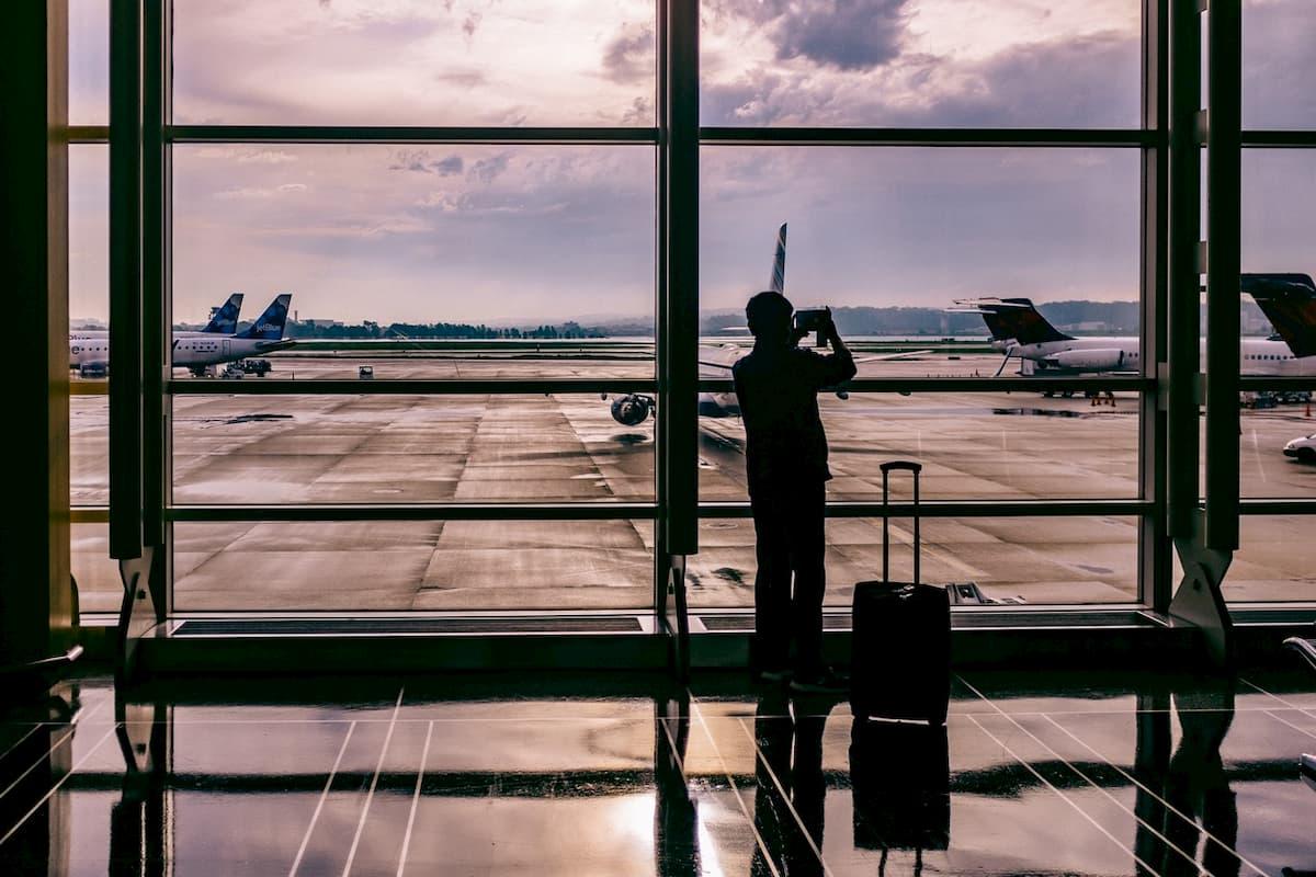 Basta plastica in aeroporto