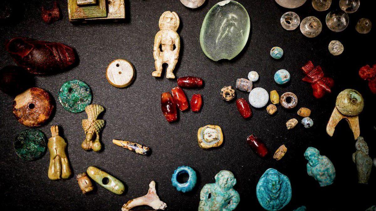 La Maga levatrice bambinaia di Pompei