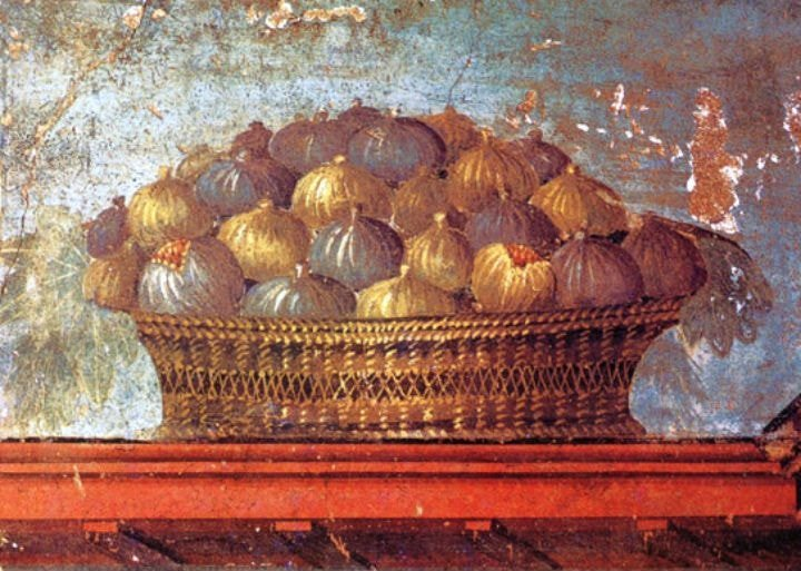 cibo antica roma a Oxford