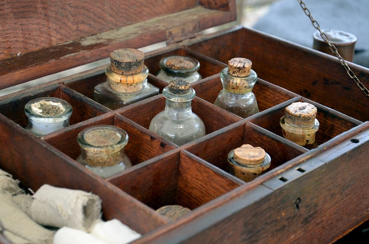 Questo profumo forse apparteneva a Nefertiti