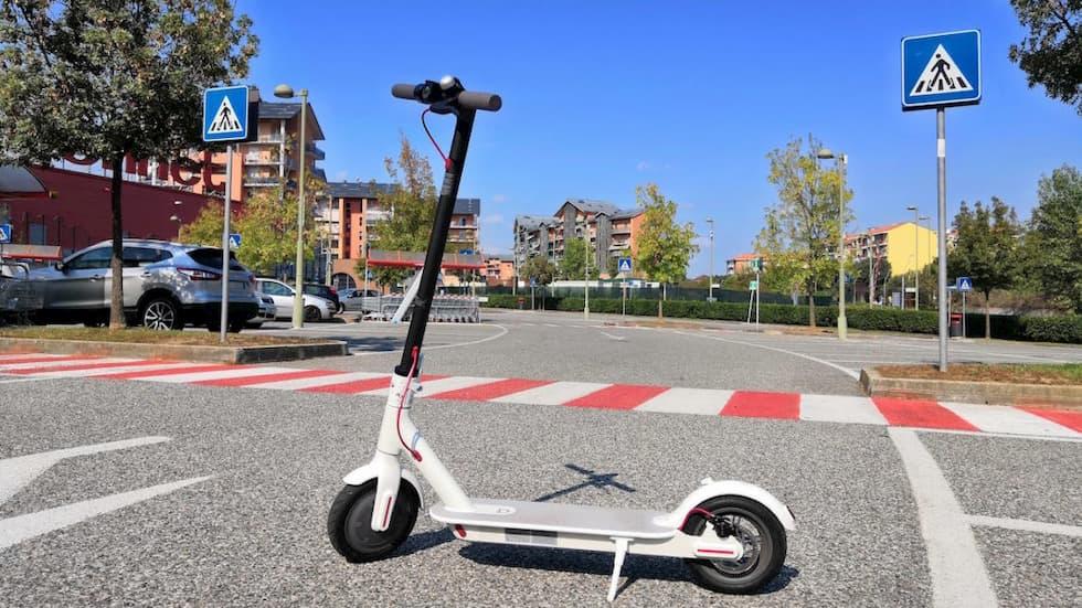 scooter elettrico mobilità