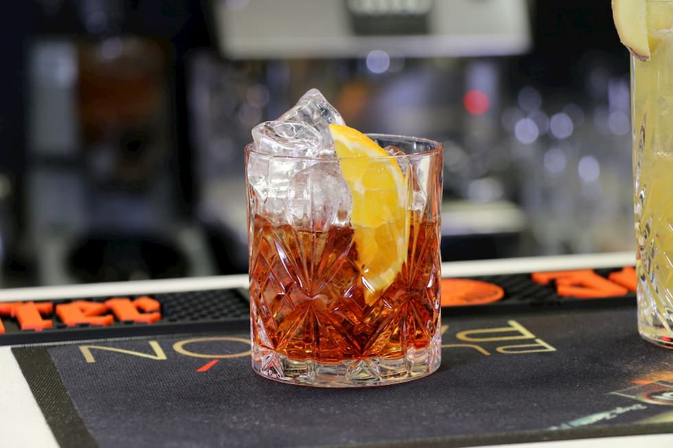 centenario cocktail negroni