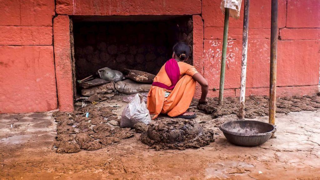 India acqua grave problema