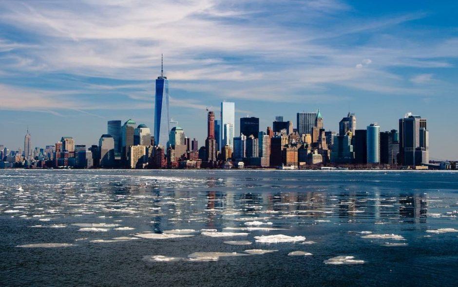 New York fortificata contro l'innalzamento delle acque.