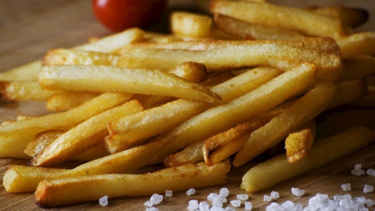 Accecati dalle patatine fritte