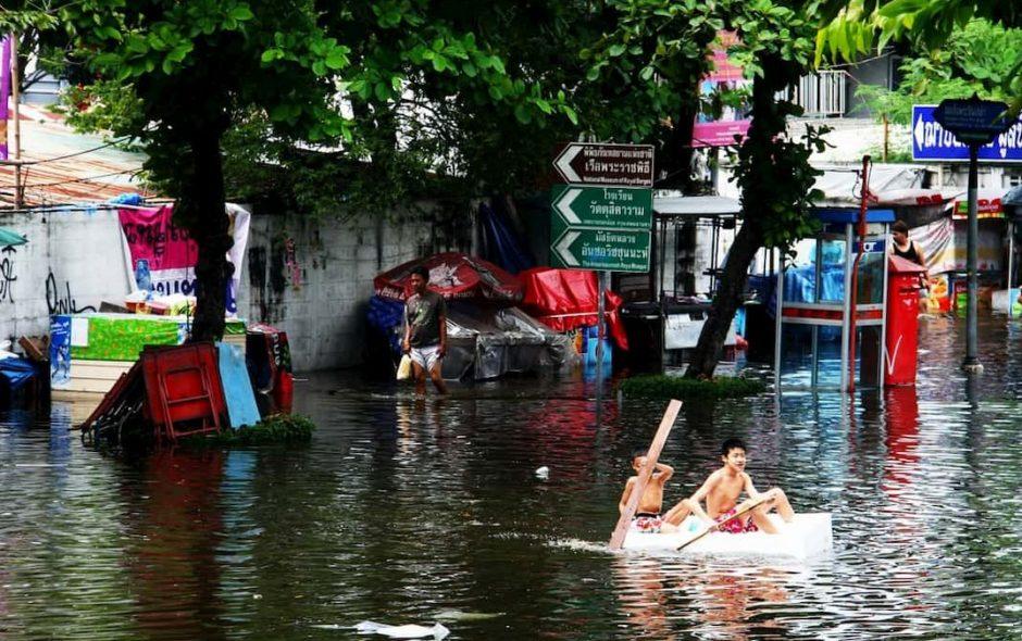 Non tutti piangono per il cambiamento climatico