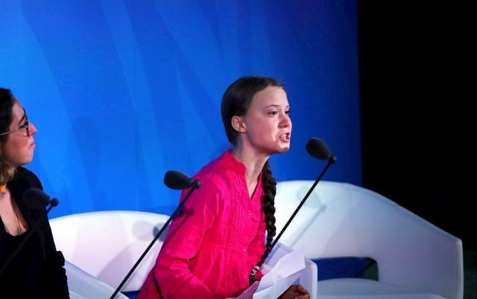 Domani tutti in piazza con Greta Thunberg