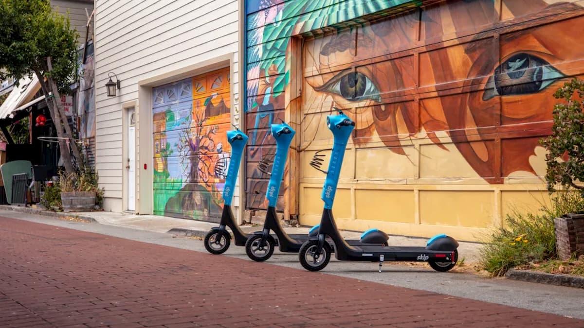 Una generazione di scooter elettrici ancora più sostenibili