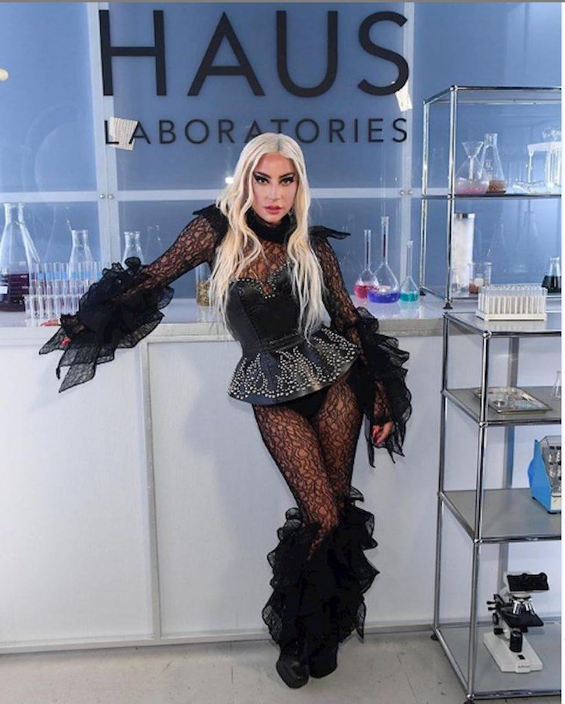 Lady Gaga make-up etico