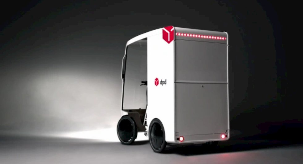 logistica del futuro è e-bike
