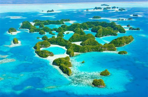 Isole Palau passaggio alle rinnovabili