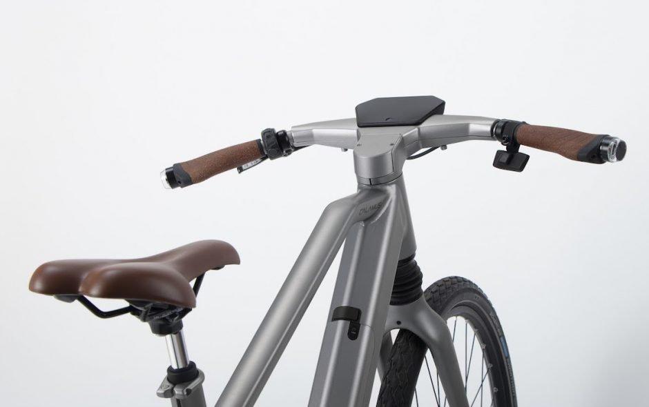 Una e-bike che ti avvisa se stai per essere investito