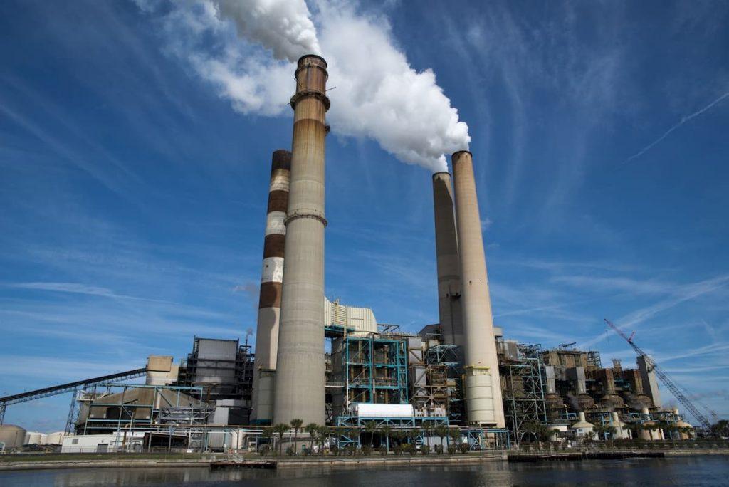 ridurre l'anidride carbonica