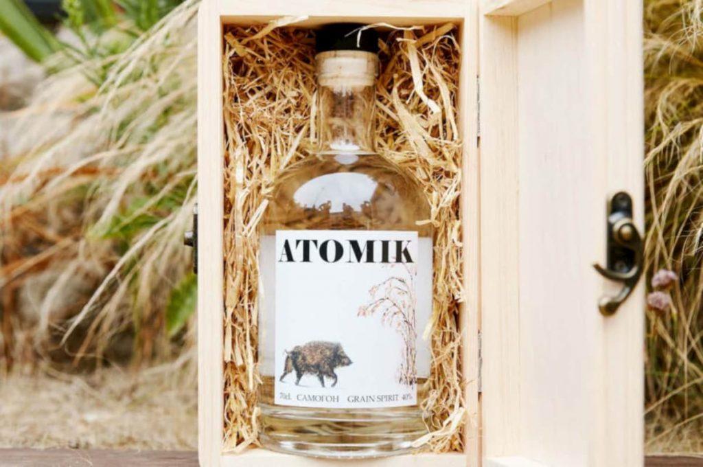 Vodka Atomik da Chernobyl
