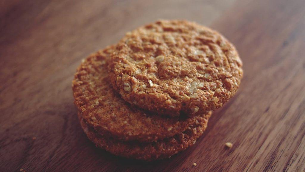 niente biscotti freschi nello spazio