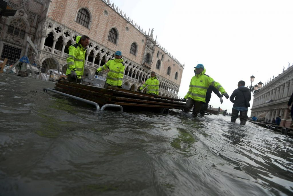 a Venezia la vendetta si serve umida