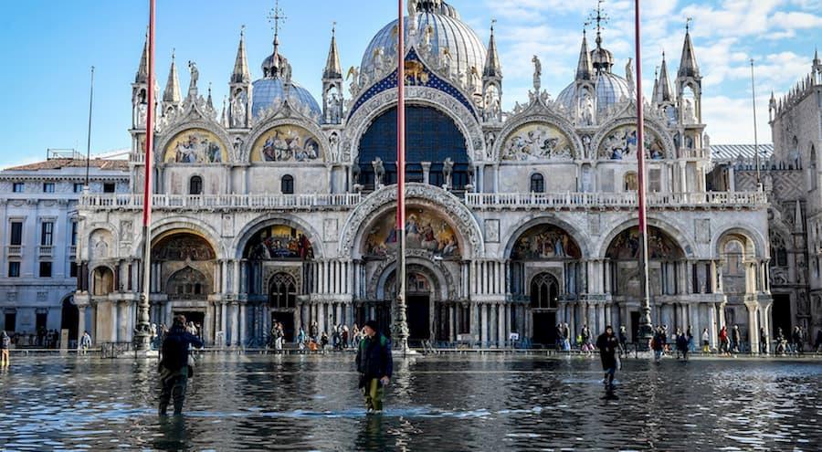 Venezia lenta agonia senza il MOSE