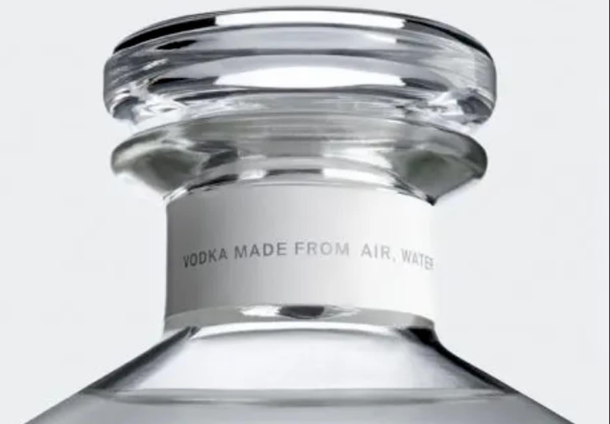 Bevi questa vodka se vuoi eliminare la CO2