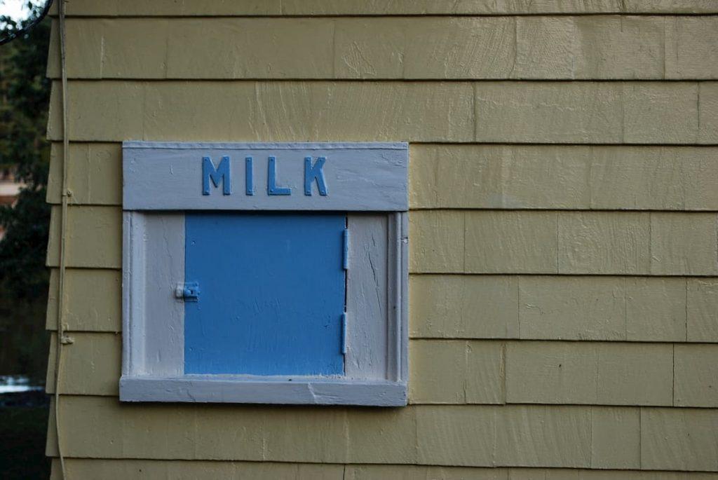consegne dei lattai a Londra