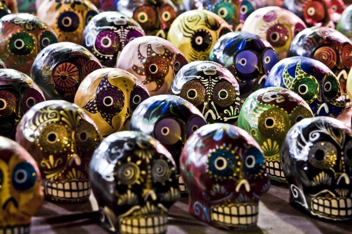 Día de los Muertos una festa messicana