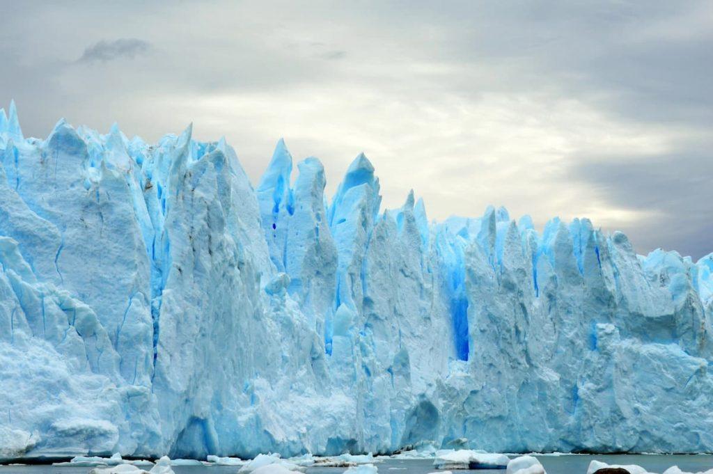 i ghiacciai si ritirano
