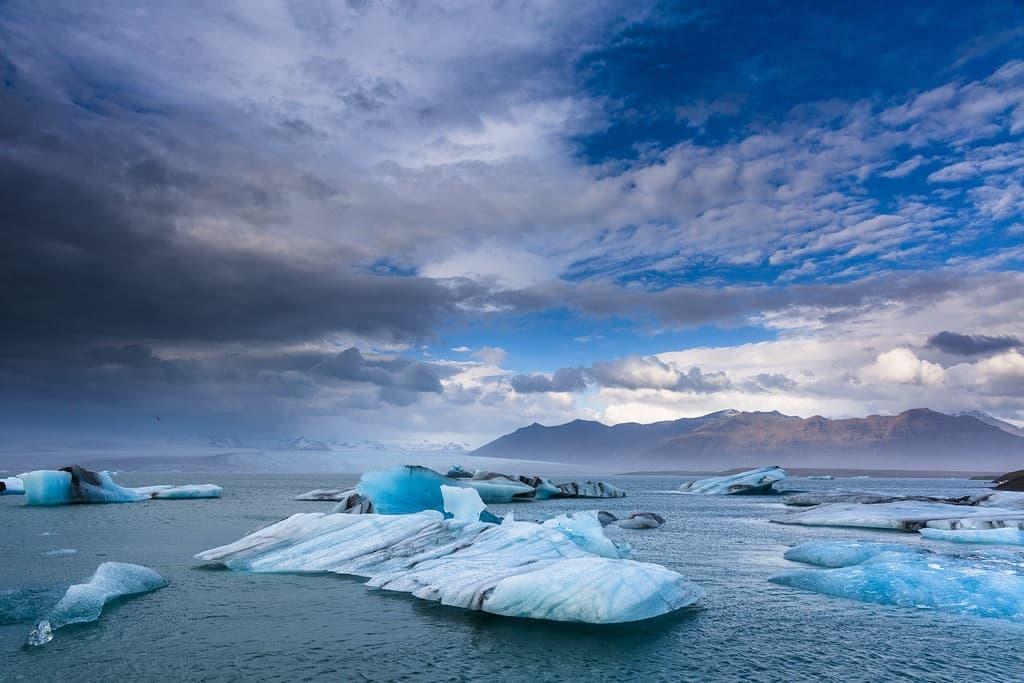 I ghiacciai scompaiono, sale il livello dei mari