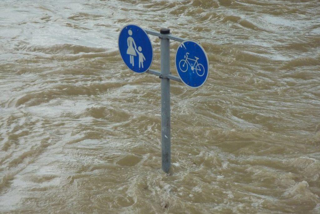 acqua alta minaccia più persone del previsto
