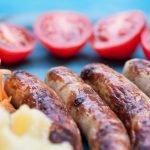 Carne di maiale e salsicce vegetali di Impossible Foods