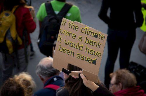 greta Thunberg esempio della nostra incapacità di cambiare