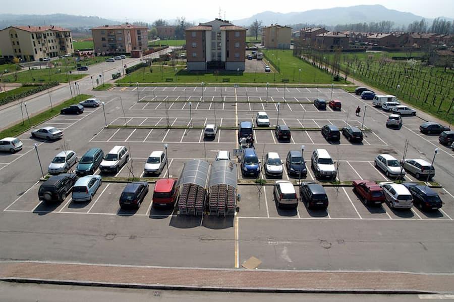 i parcheggi diventano aziende agricole urbane