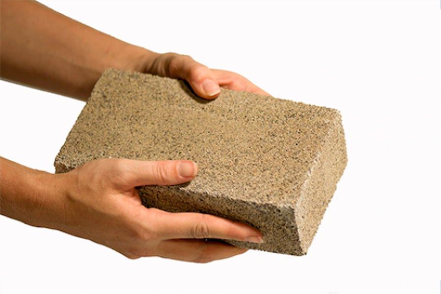 mattoni organici saranno il futuro delle costruzioni