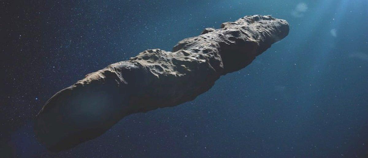 Meteorite, cometa o sonda aliena