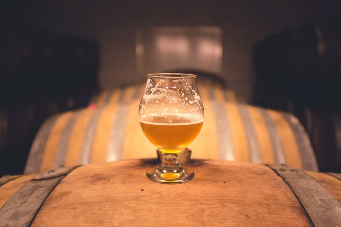 Più birra bevi più sei biologico